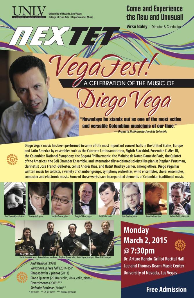 VegaFest Poster